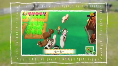 Story of Seasons (Japanischer Trailer)