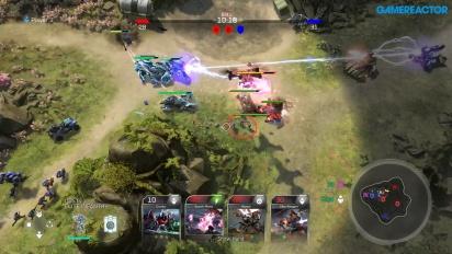 Halo Wars 2 - Blitz Gameplay