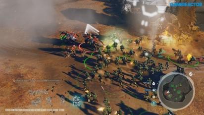 Halo Wars 2 - Kampagnen-Gameplay