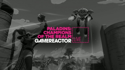 Livestream Replay - Paladins: Champions of the Realm (PS4)