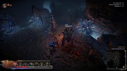 Vikings: Wolves of Midgard - Kampagnen-Gamepleay