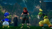 Kingdom Hearts III - Gameplay-Vorschau