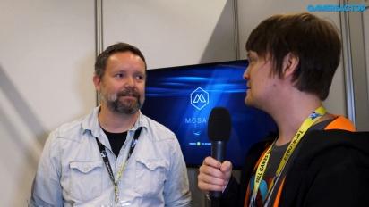 Mosaic - Jon Cato Lorentzen Interview