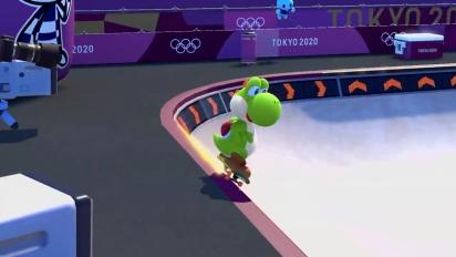 Mario & Sonic bei den Olympischen Spielen Tokyo 2020 - E3 2019 Trailer