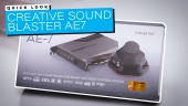 Creative Sound Blaster AE-7: Quick Look