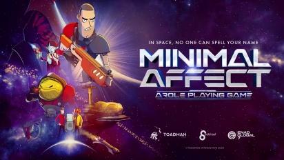 Minimal Affect - Announcement Trailer