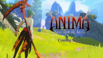 Anima: Song from the Abyss -  Reveal Trailer