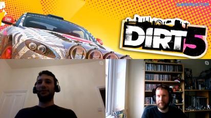 Dirt 5 - Interview mit Robert Karp und Mike Moreton
