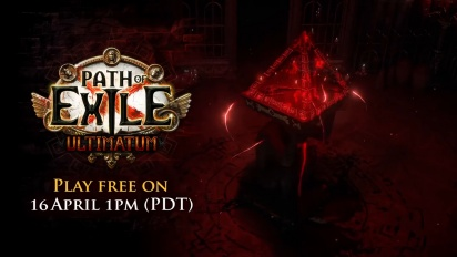 Path of Exile - April Expansion Teaser