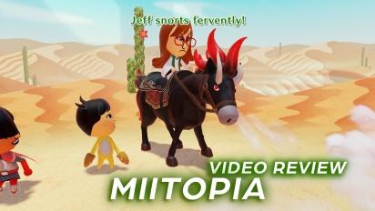 Miitopia - Videokritik