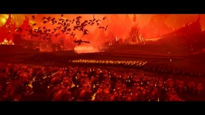 Total War: Warhammer III - 'Enter the World of Khorne' Trailer