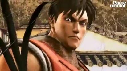Super Street Fighter 4 - Intro Trailer