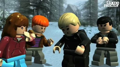Lego Harry Potter: Years 1-4 - Year 3 Trailer