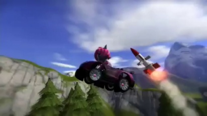Mod Nation Racers - Weapons trailer