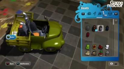 ModNation Racers - Kart Creation Tutorial
