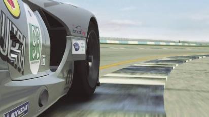 Forza Motorsport 4 - ALMS Challenge Trailer