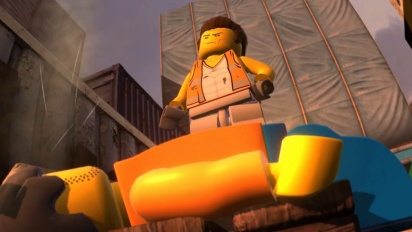 Lego City Undercover - March Trailer