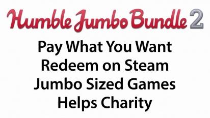 Humble Bundle - Jumbo Bundle 2 Trailer