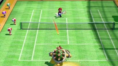 Mario Tennis: Ultra Smash - E3 2015 Trailer (Englisch)