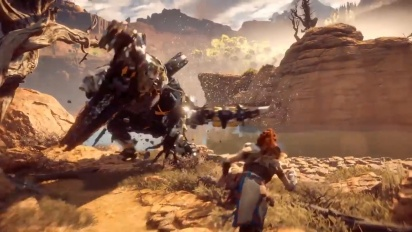 Horizon: Zero Dawn - Evolution of the Machines
