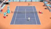 Tennis World Tour - Legends Gameplay