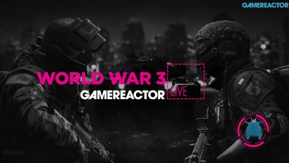 World War 3  - Livestream Replay