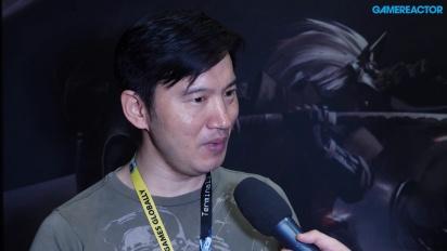 Conqueror's Blade - Wang Xi Interview