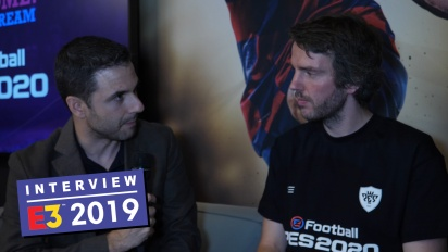 eFootball PES 2020 - Interview mit Lennart Bobzien
