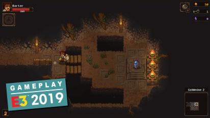 Undermine - E3-Gameplay