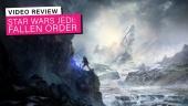 Star Wars Jedi: Fallen Order - Videokritik