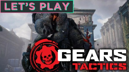 Let's Play - Gears Tactics