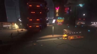 Cloudpunk - Console Release Date Reveal