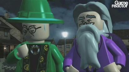 Lego Harry Potter: Years 1-4 - Characters Trailer