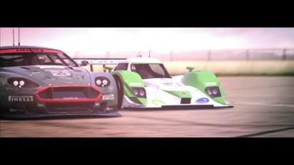 Forza Motorsport 4 - ALMS Flying Lap at Mazda Raceway Laguna Seca Trailer