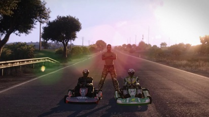 Arma III - The Splendid Split featuring karting DLC Trailer