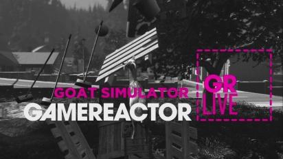 Goat Simulator - Livestream-Wiederholung