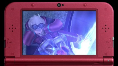 Xenoblade Chronicles 3D - Your Will Shall be Done Trailer