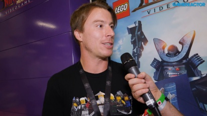 The Lego Ninjago Movie Video Game - Interview mit Tim Wileman