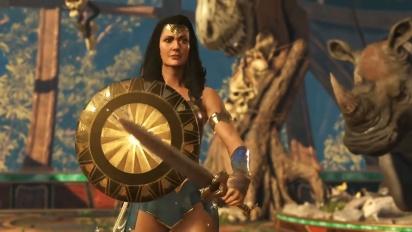Injustice 2 - Justice League Trailer