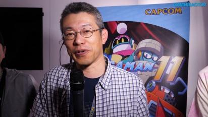 Mega Man 11 - Interview mit Koji Oda und Kazuhiro Tsuchiya