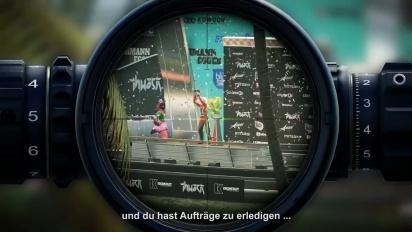 Hitman 2 - Perfected-Trailer (Deutsch)