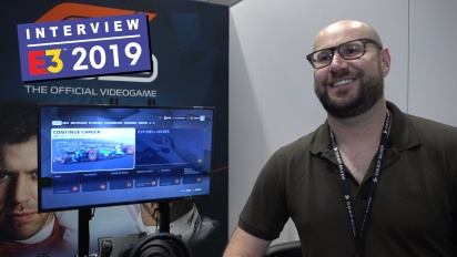 F1 2019 - Interview mit Lee Mather