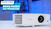 BenQ TH585 DLP Projector: Quick Look