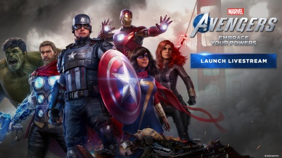 Marvel's Avengers - Livestream-Wiederholung (Launch)