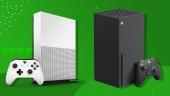Neue Xbox-Generation im Größenvergleich mit früheren Xboxen