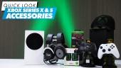Xbox Series X/S - Unboxing von Zubehör