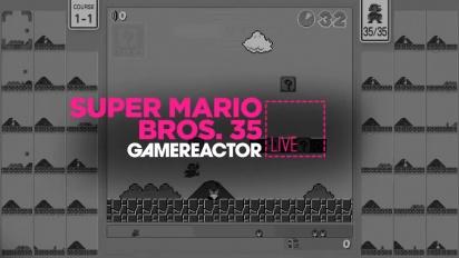 Super Mario Bros. 35 - Livestream-Wiederholung
