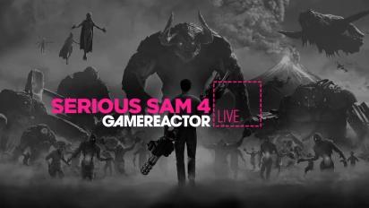 Serious Sam 4: Planet Badass - Livestream-Wiederholung