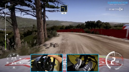 WRC 9 - Im Toyota GR Yaris Rally Concept durch die neue Rally de Portugal