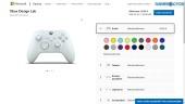Wir bestellen einen Xbox-Series-Controller im Xbox Design Lab